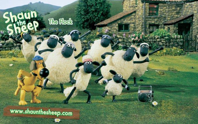 Ồ de, bạn í chỉ đếm cừu, không đếm cho đâu (!)
